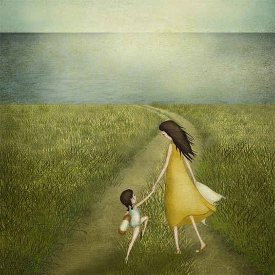 Las madres son un puente hacia el amor y la libertad