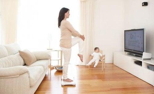 Recuperación postparto: dedica un año para reponerte