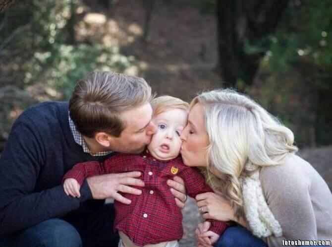 No fuerces a tu hijo a dar besos y abrazos