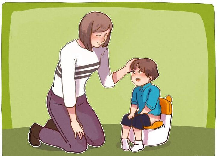 Enseña a tu hijo a ir al baño en solo 3 días