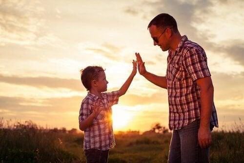 Disciplina positiva, la base para inculcar el respeto