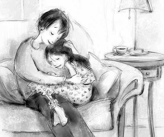 Mamá háblame con amor