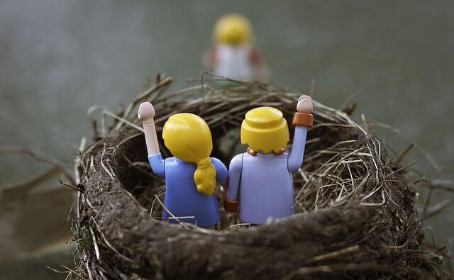 El nido vacío: cuando tus hijos se van