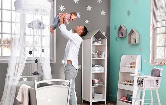 10 claves para decorar la habitación de un bebé