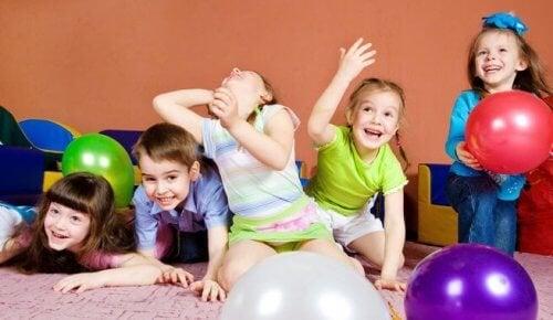 Actividades para niños hiperactivos