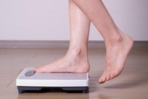 Por que la perdida de peso no es regular