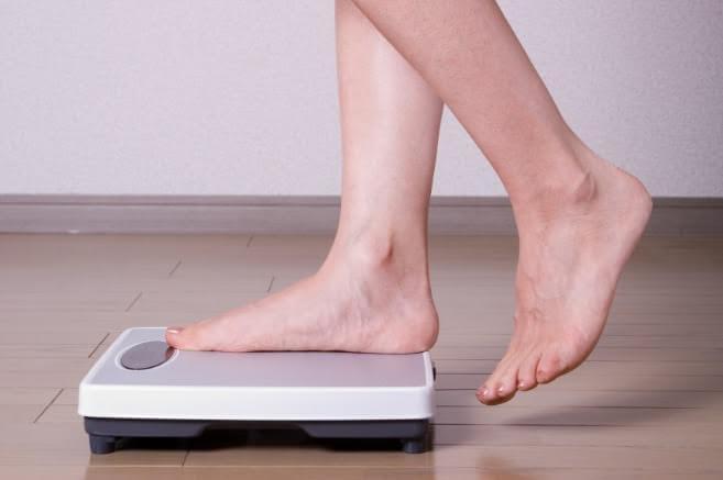 en la debilidad influye la perdida de peso
