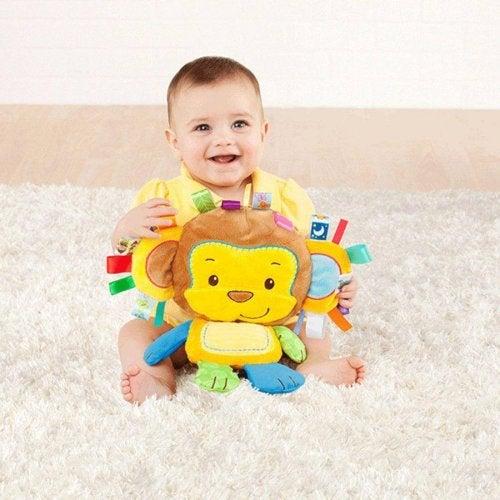 La importancia de los juguetes educativos en los bebés