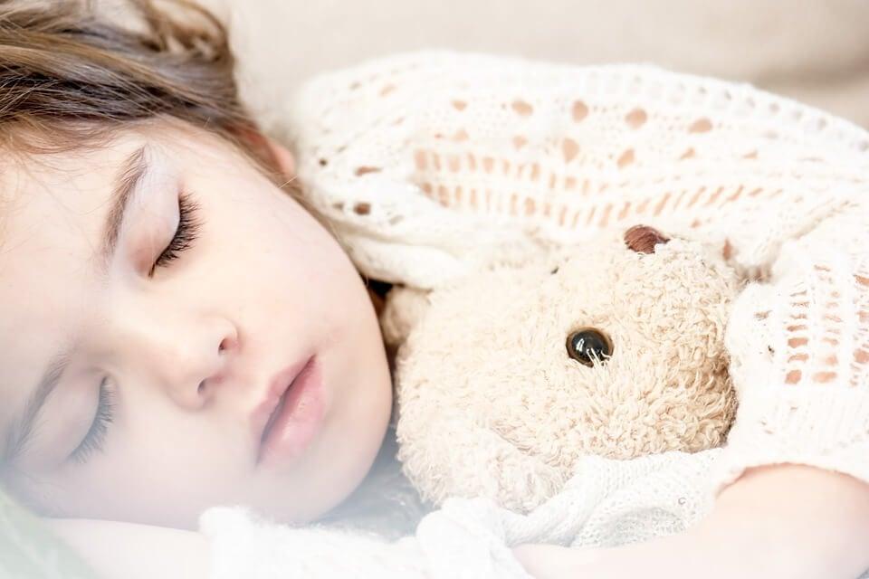 Beneficios de la siesta para los niños