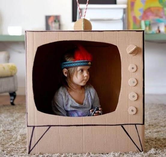 La influencia de la televisión en los niños