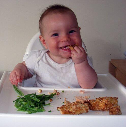 Baby-Led Weaning: Una interesante técnica para alimentar a tu bebé