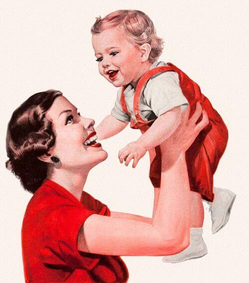 Gracias Por Llegar A Mi Vida Eres Mama