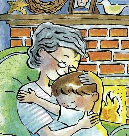 Mi Nieto El Pedacito De Cielo Que La Vida Me Regalo Eres Mama