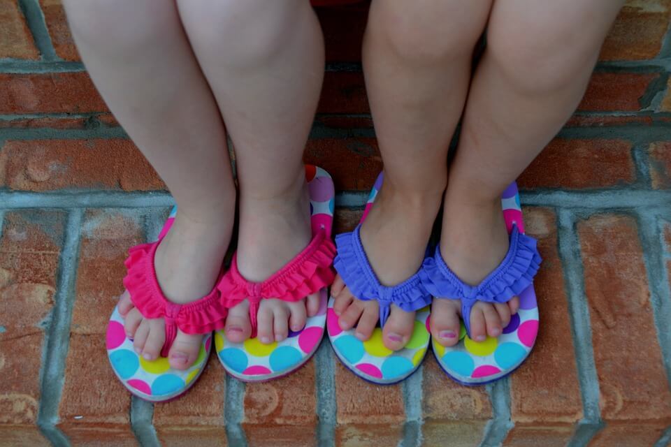 Children Children Feet Girls Shoes Girls Feet