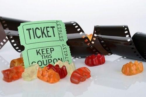 Consejos para llevar a tu hijo por primera vez al cine
