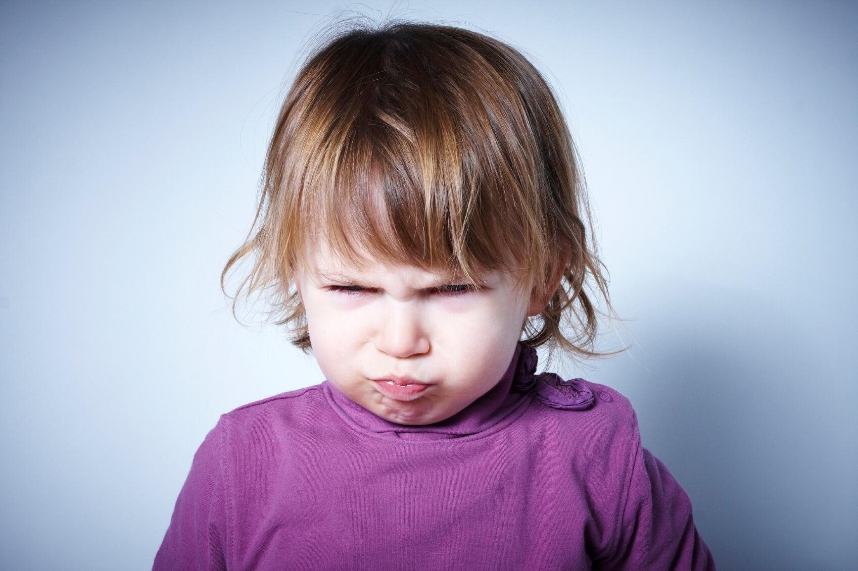 Cómo prevenir una explosión emocional en los niños
