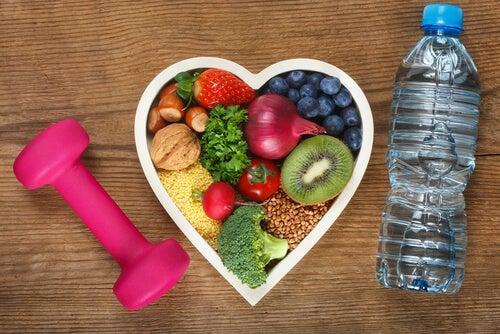 Los hábitos saludables influyen en el cuidado de la cicatriz de cesárea.