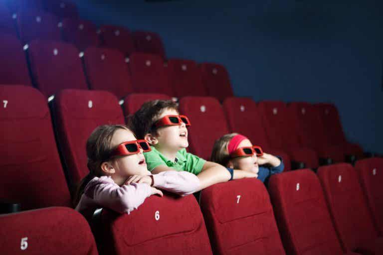 ¿Qué le enseñan las películas animadas a tus hijos?