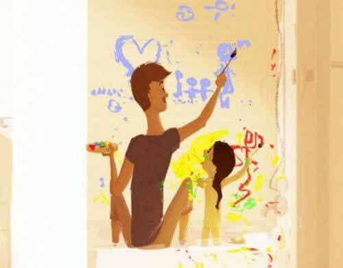 7 beneficios que obtienen los niños al pintar