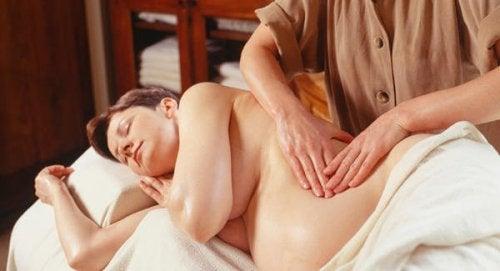 ¿Son seguros los masajes cuando estamos embarazadas?