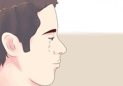 Los hombres también sufren de depresión posparto