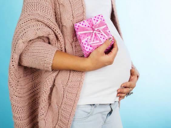 7 regalos perfectos para embarazadas