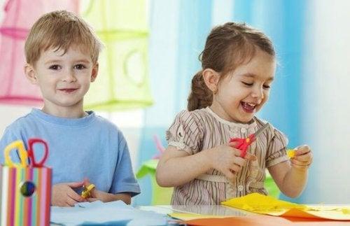 Desarrollo de la identidad sexual del niño