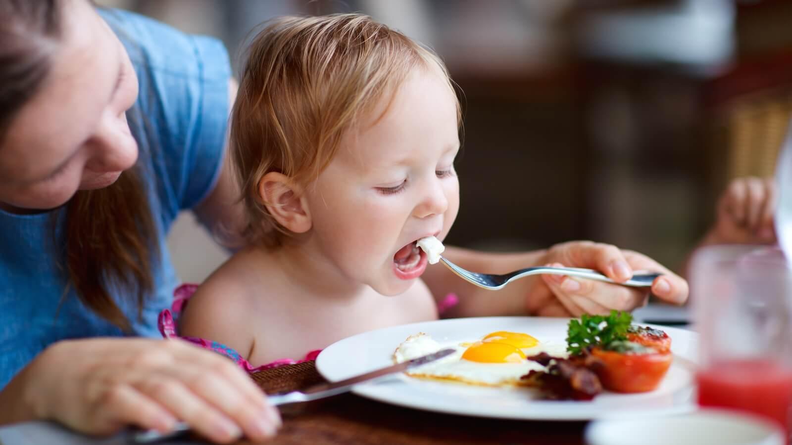 No sobornes a tus hijos para que coman verduras
