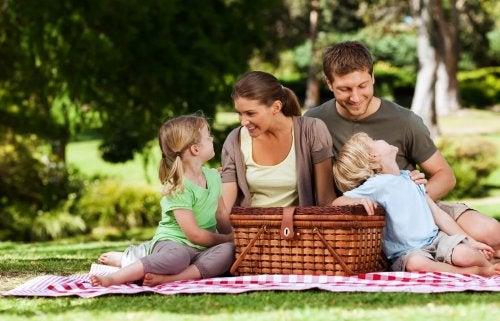 Juegos en familia para ir de picnic