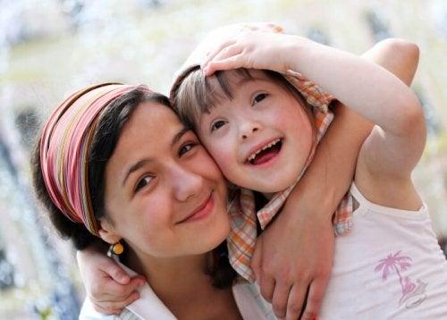 El reto de ser la madre de un niño con Síndrome de Down