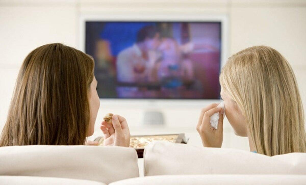 Adolescentes Embarazadas Porno la televisión afecta al comportamiento sexual de los