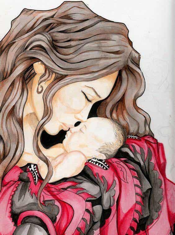 Tener un hijo es ver un milagro ante tus ojos