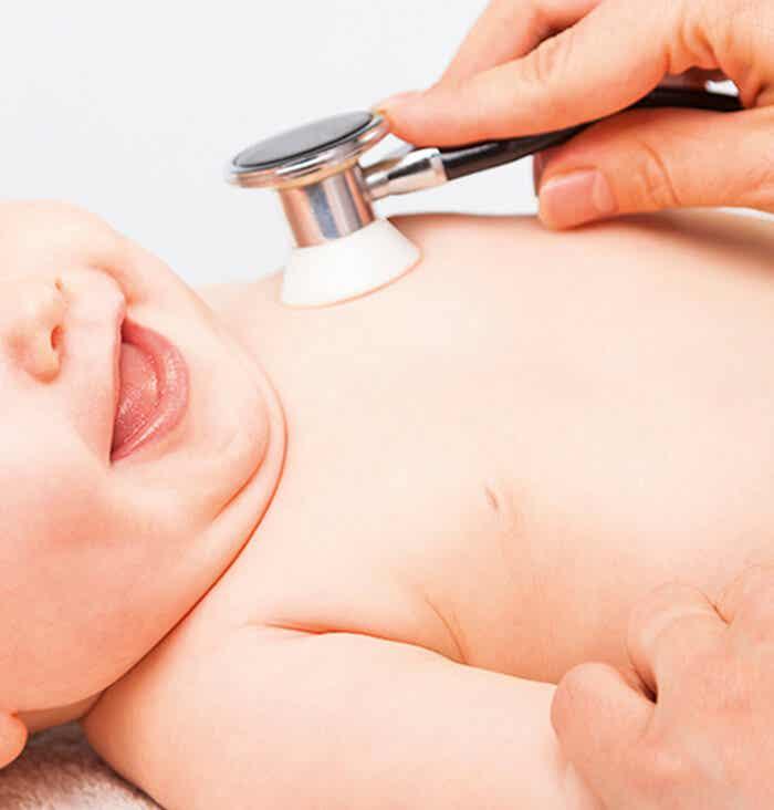 La galactosemia, una rara enfermedad que afecta los bebés