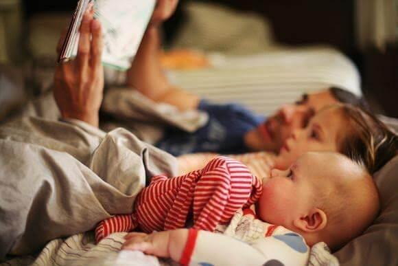 10 beneficios de leer un cuento antes de dormir