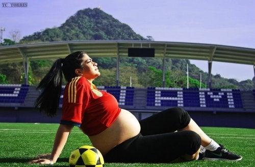 5 deportes de moda para embarazadas