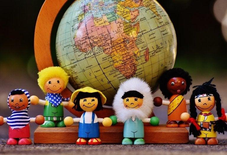 Enseña a tu hijo el respeto hacia la diversidad