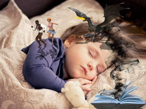 Leer alimenta la imaginación y los sueños de los niños