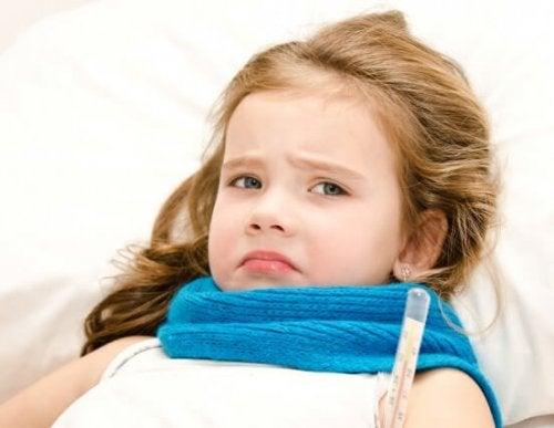 La convulsión febril: cómo actuar