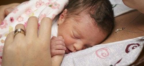Cuidar en casa al bebé prematuro