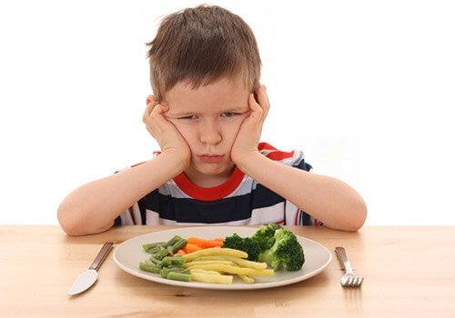 Claves para que los niños coman verduras