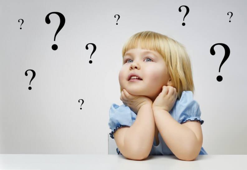 5 preguntas incómodas para los niños