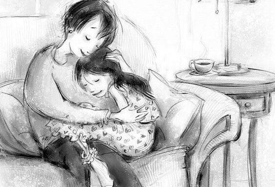 """Una madre que se quiere vacuna a sus hijos contra la """"baja autoestima"""""""