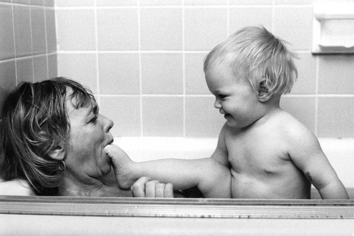 Acaba con los berrinches a la hora del baño
