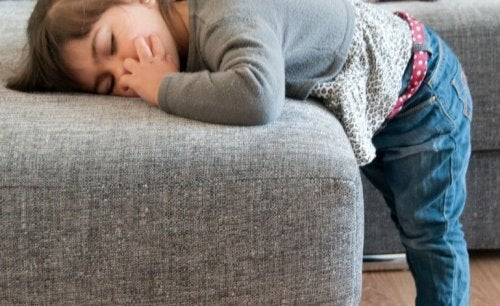 La importancia del descanso en la niñez