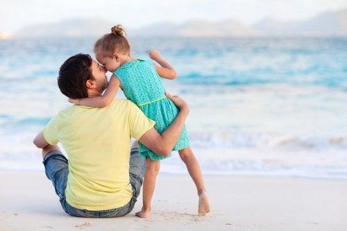 La magia de la relación padre-hija