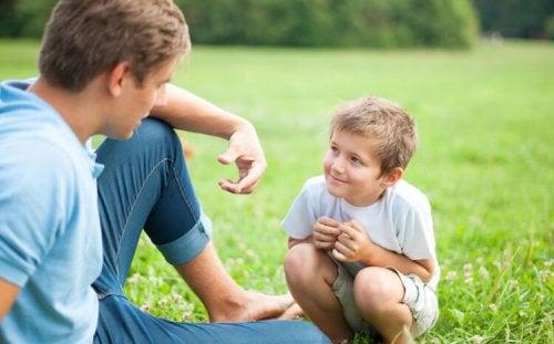 ¿Cómo anunciar una nueva pareja a tus hijos?