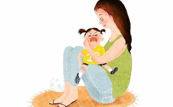 Que mi hijo tenga rabietas no significa que seamos malos padres