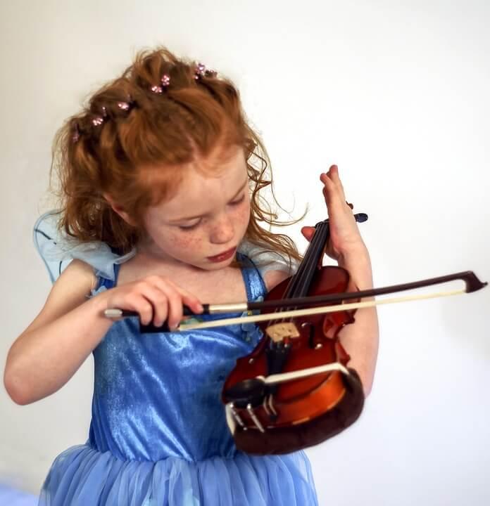 El violín: instrumento ideal para el aprendizaje de tu hijo
