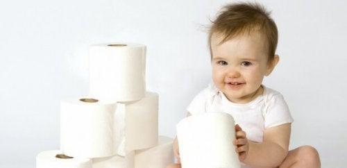 Método Montessori para quitar el pañal