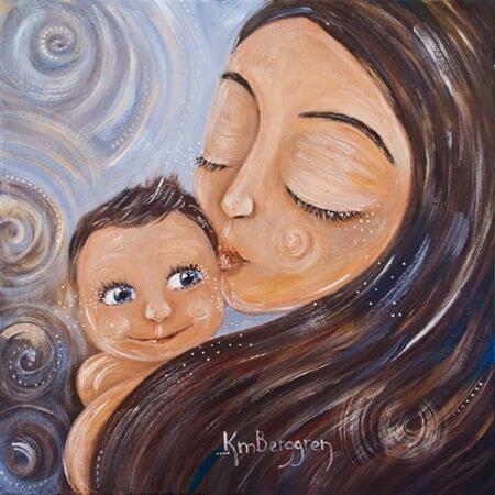 Mi Hijo Una Fuente Inagotable De Amor Eres Mama